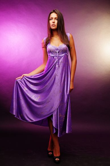 сорочка женская Primarosa 5704 узор