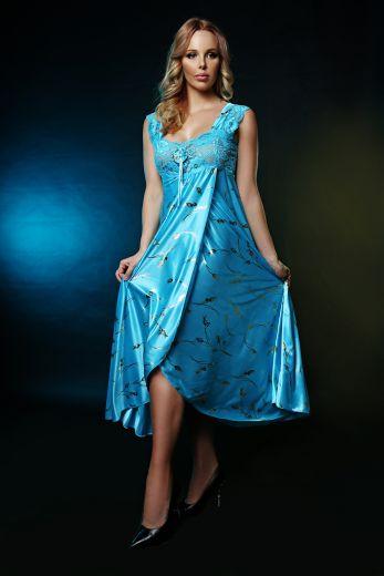 сорочка женская Primarosa 5704 тюльпан